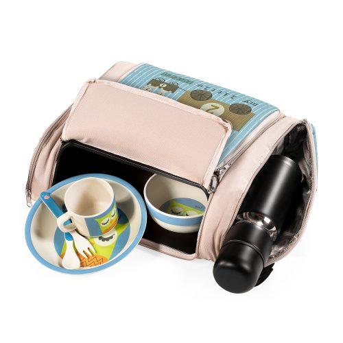 Trona portátil bebe Booster bag - 1330b