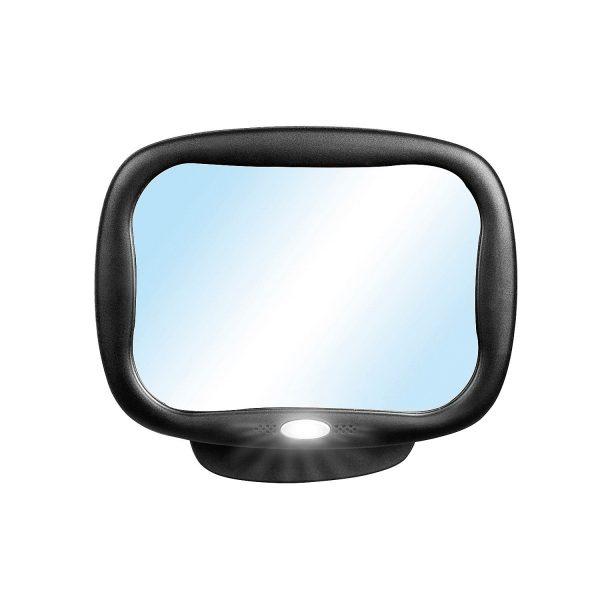 Espejo retrovisor con luz silla bebe - 160808