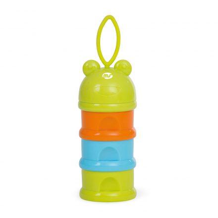 Dosificador leche bebe apilable