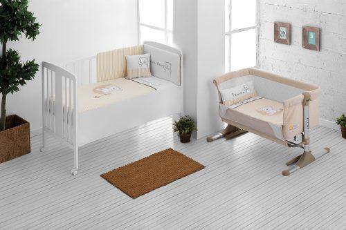Textil minicuna colección sweet bear - 301101b