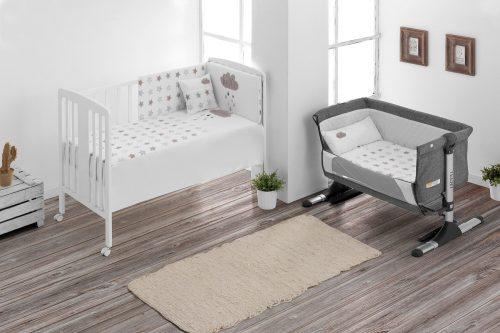 Textil minicuna colección stars - 301104b