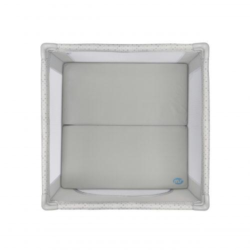 Kwadratowy materac do łóżeczka - 319 2 1 scaled