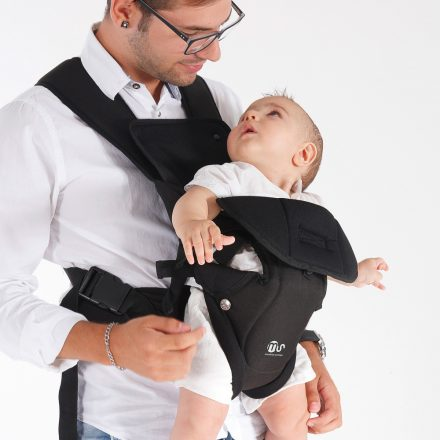 Porta bebe Bust ergonómica