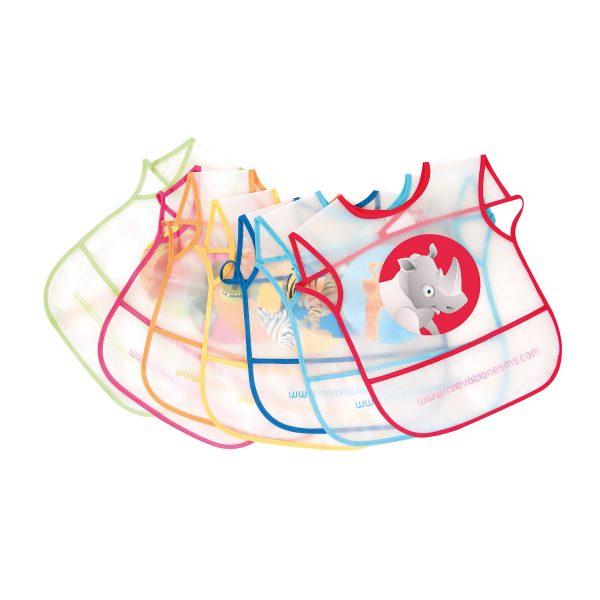 Pack baberos bebe - 5060