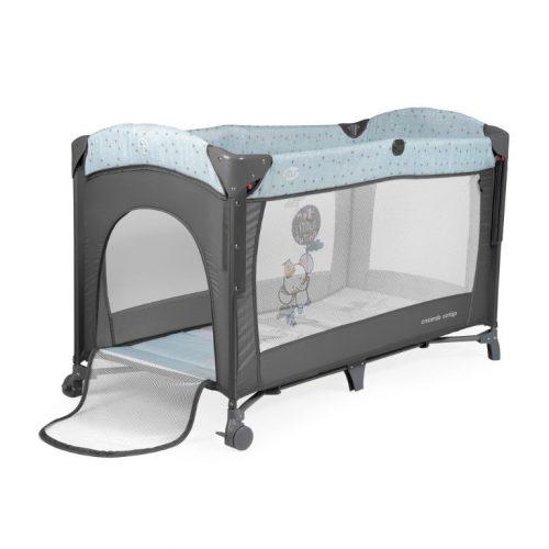 Łóżeczko turystyczne dla dziecka Complet wspólne spanie - 630403g Mediano