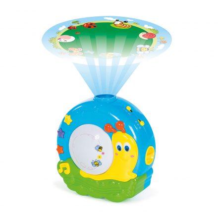 Projektor dla dzieci ślimak