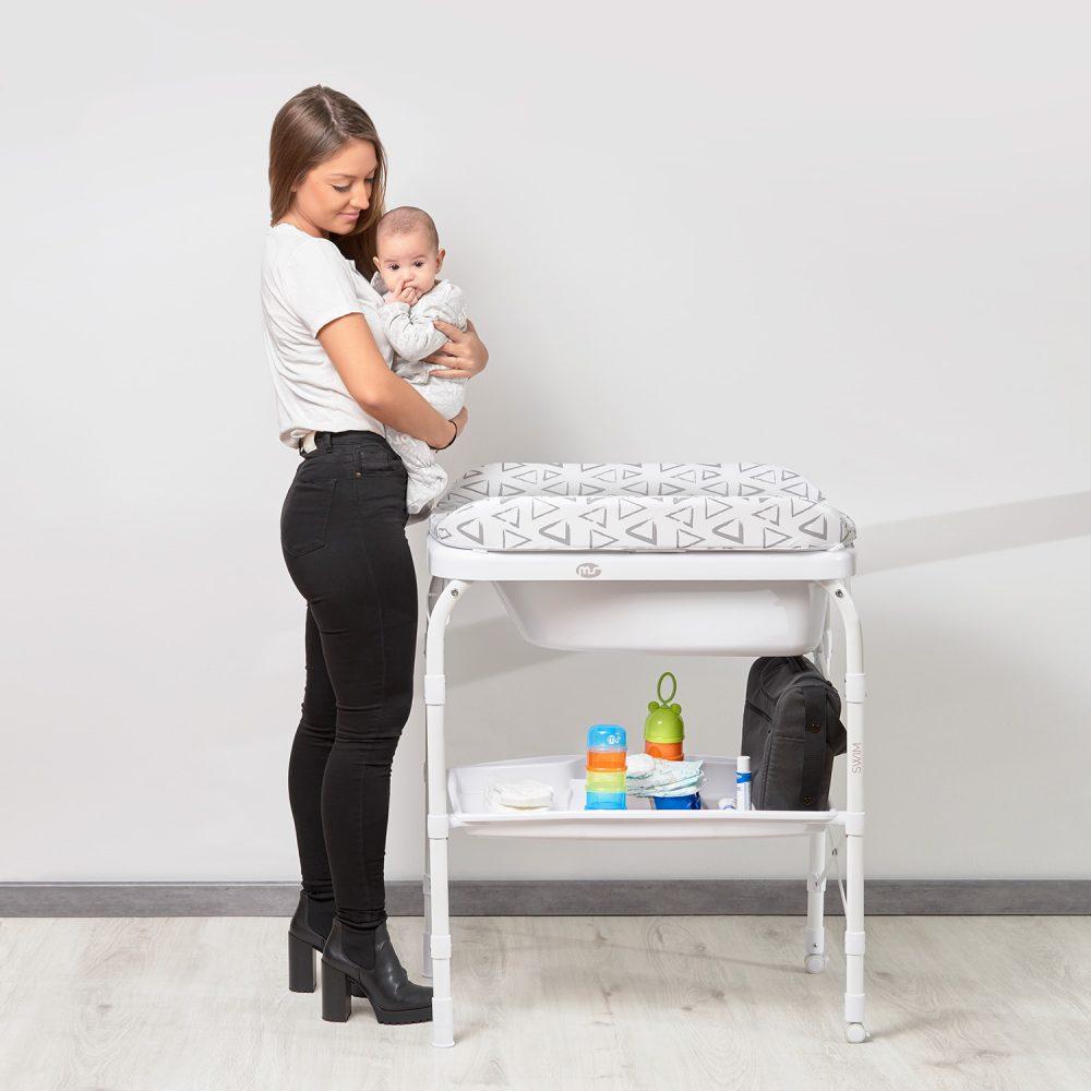 Consejos a la hora de bañar a vuestro bebé